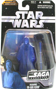 Saga Collection - Holographic Obi-Wan Kenobi