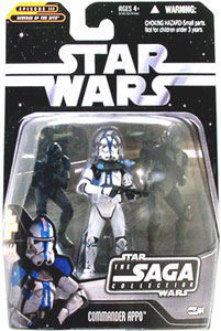 Saga Collection - Commander Appo