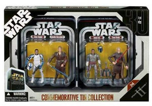 Star Wars Episode II Commemorative Tin Collection