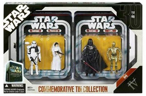Star Wars Episode IV Commemorative Tin Collection