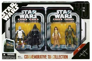 Star Wars Episode VI Commemorative Tin Collection