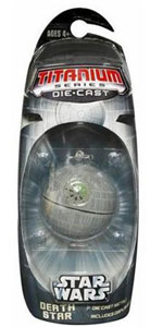 Titanium Die-Cast: Death Star