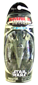 Titanium Die-Cast: Star Destroyer Executor