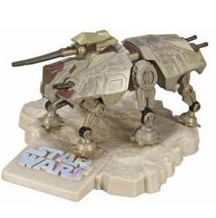 Titanium Die-Cast: AT-TE
