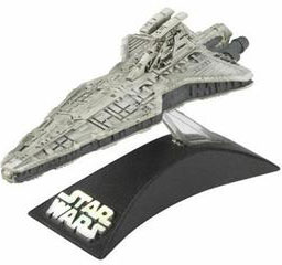Titanium Die-Cast: Imperial Attack Cruiser
