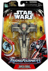 Darth Maul Sith Infiltrator Transformer