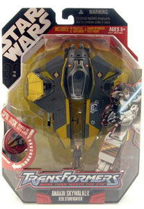 30th Anniversary Pkg: Anakin Skywalker Transformer