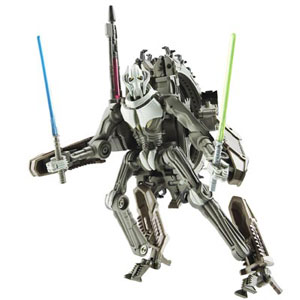 30th Anniversary PKG - General Grievous Wheel Bike Transformer