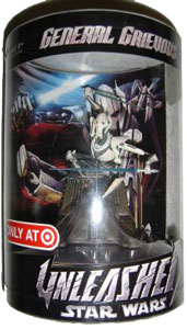 General Grievous Unleashed Target Exclusive