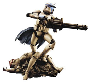 Unleashed ARC Heavy Gunner Trooper - Internet Exclusive