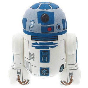 4-Inch Talking Plush - R2-D2