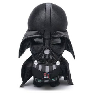4-Inch Talking Plush - Darth Vader