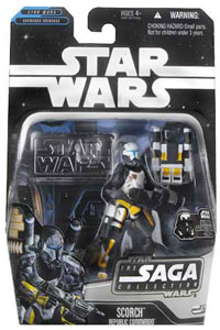 Saga Galactic Hunt - Scorch Republic Commando
