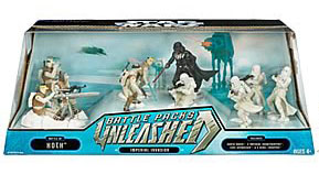 Ultimate Unleashed - Battle of Hoth(The Empire Strikes Back)