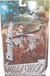 Clone Trooper Red Variant Unleashed