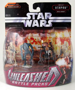 Star Wars Unleashed Battle Pack: Battle Droids Attack