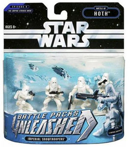 SW - Unleashed: Imperial Snowtroopers