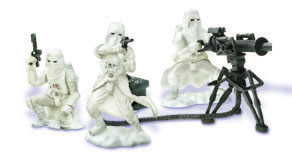 Star Wars Unleashed Battle Pack - Snowtrooper Battalion