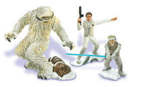 Star Wars Unleashed Battle Pack - Wampa Assault