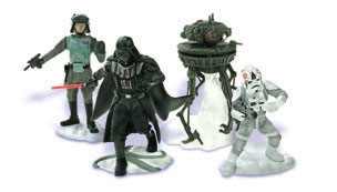 Star Wars Unleashed Battle Pack - Imperial Invasion