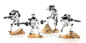 Trouble on Tatooine: Sandtroopers