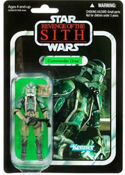 Vintage Collection 2011 - Commander Gree - VC43
