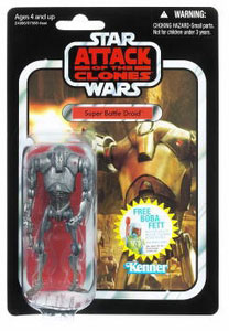Vintage Collection 2011 - Super Battle Droid - VC37