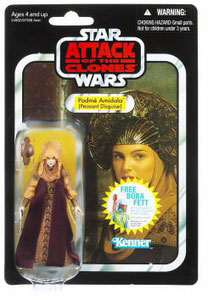 Vintage Collection 2011 - Padme Amidala - Peasant Disguise - VC33