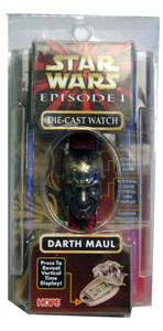 Darth Maul Wrist Watch