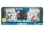 Battle Packs - Exclusive The Hidden Enemy[Captain Rex, Sgt Slick, Clone Troopers Chopper, Gus]