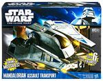 Clone Wars 2011 Black and Blue Box - Mandalorian Assault Transport