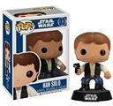 Funko Pop! Vinyl Bobble-Head - Han Solo