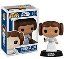 Funko Pop! Star Wars - 3.75 Vinyl Bobble-Head - Princess Leia