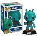 Funko Pop! Star Wars -  3.75 Vinyl Bobble-Head - Greedo