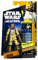 Clone Wars 2010 Black Orange Packaging - Saga Legends - Bossk