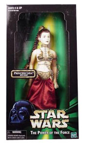 12-Inch POTF Leia Slave