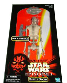 12-Inch Episode I Battle Droid