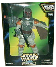 12-Inch Action Collection Electronic Boba Fett