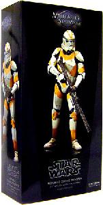 Sideshow Collectibles Militaries Of Star Wars 12-Inch Republic Clone Trooper 212th Attack Battalion Utapau