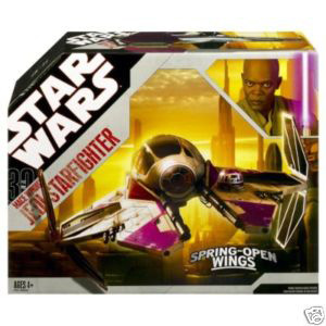 30th Anniversary - Mace Windu -  Jedi Starfighter