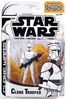 Clone Wars Animated - White Clone Trooper