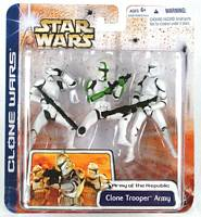 Clone Trooper Army Green Deluxe