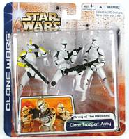Clone Trooper Army Yellow Deluxe