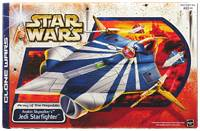 Clone Wars - Anakin Starfighter