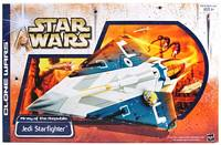 Clone Wars - Jedi Starfighter Green