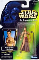 POTF - Green: Princess Leia Slave