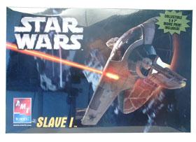 Slave 1 Model Kit