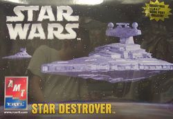 Star Destroyer Model Kit