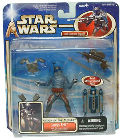 Jango Fett with Jetpack and Armor