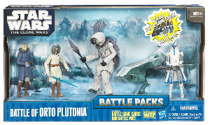 Battle Packs - Battle of Orto Plutonia